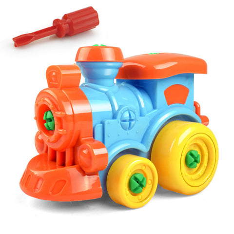BUILD YOUR OWN TOY VEHICLES