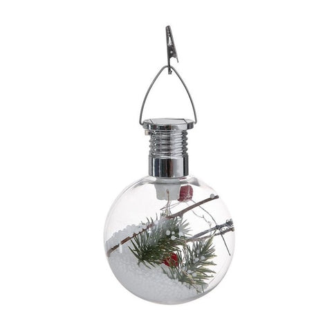 Image of Christmas Tree Ornament LED Bauble