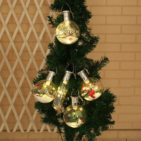 Christmas Tree Ornament LED Bauble