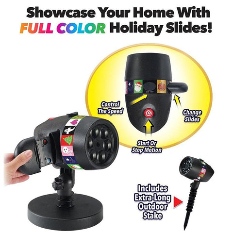 Image of Showcase Your Home With Full Color Holiday Slides