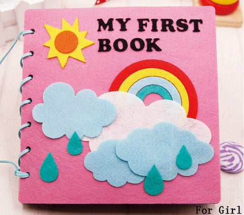 Image of DIY My First Busy Book