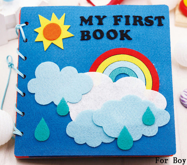 DIY My First Busy Book
