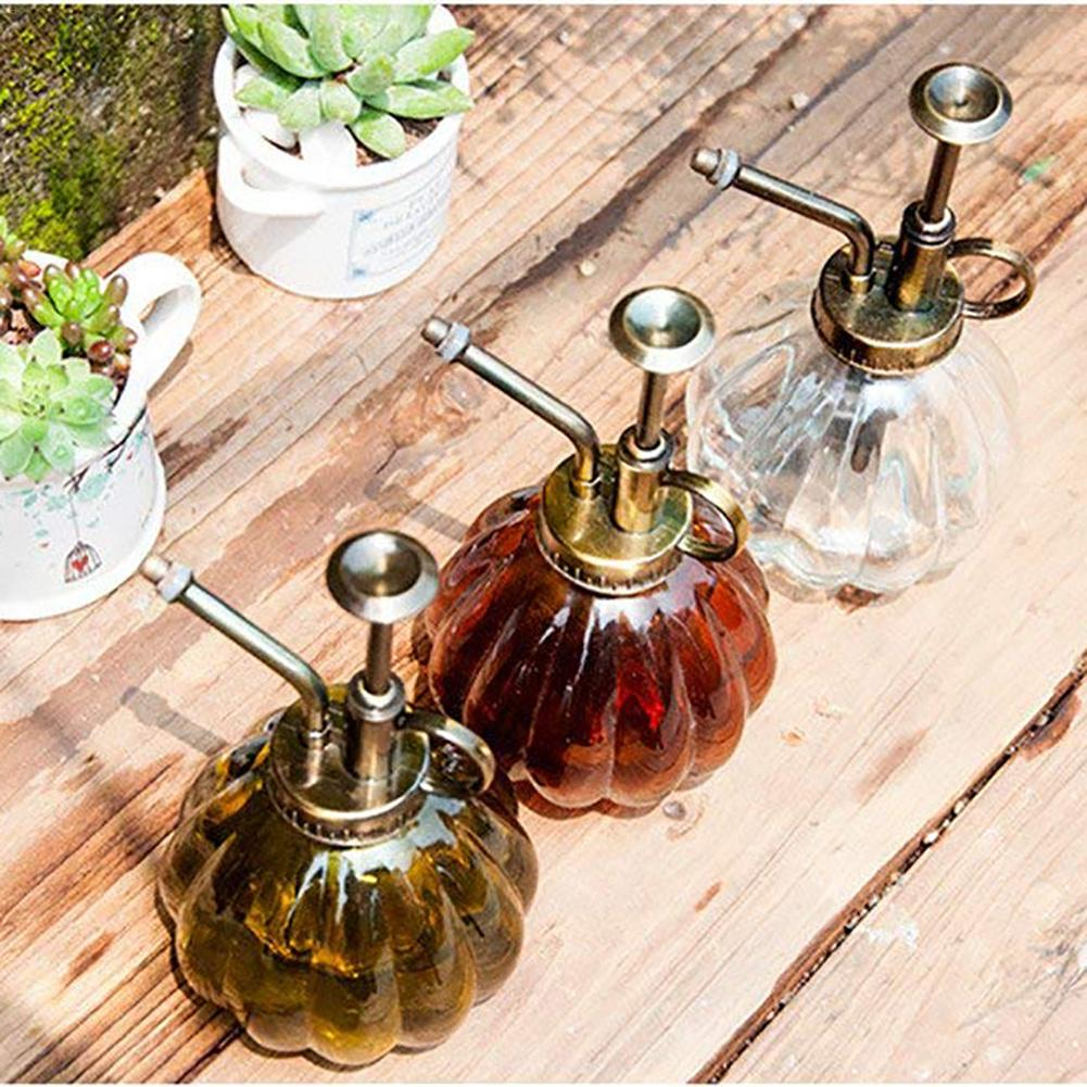 Vintage Spray Glass Bottle