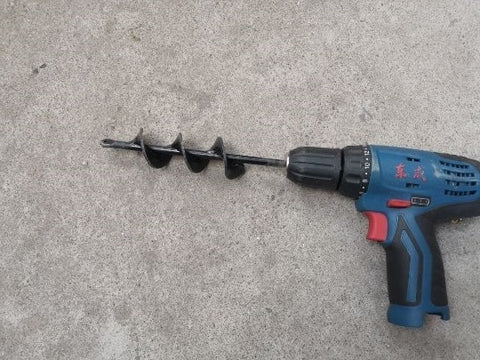 Image of Garden Auger Drill Plug