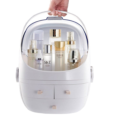 Dust-proof Makeup Organizer