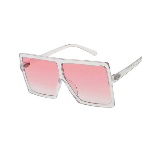Image of Square Oversized Sunglasses