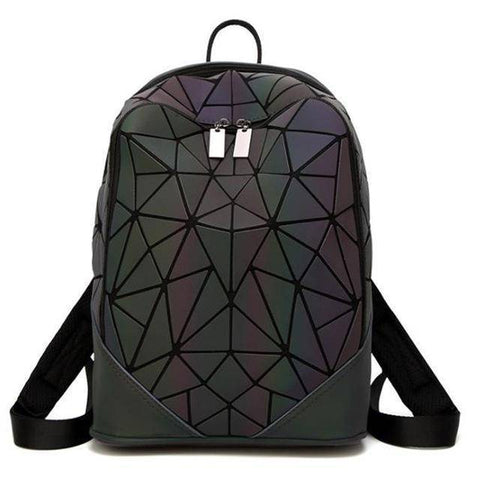 Magik rainbow Zip Backpack