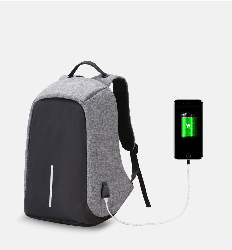 USB ANTI-THEFT TRAVEL BACKPACK - MytrendyShopping