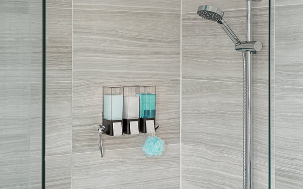 Product Spotlight: Our Family-Friendly Shower Dispensers
