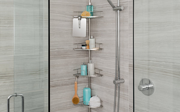 5 Ways to Aesthetically Organize Your Bathroom