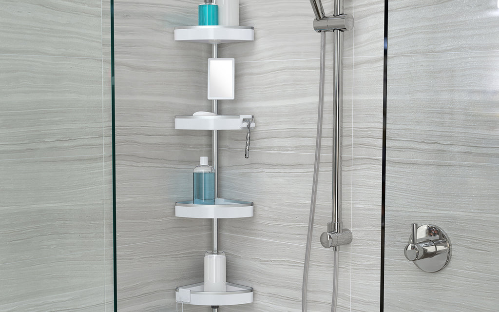 5 Quick Fixes for Bathrooms Without Storage