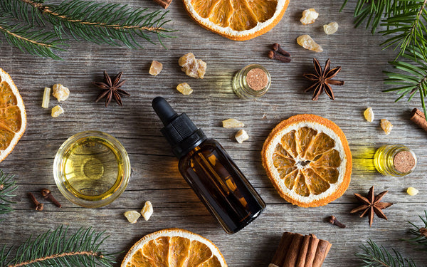 Freshen Your Bath The Natural Way With Holiday-Inspired Essential Oils