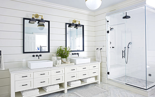 5 Design Ideas to Upgrade Even The Smallest Bathroom