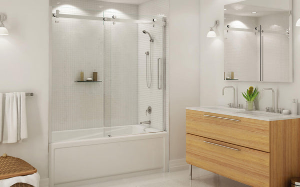 5 Ways to Upgrade Your Bathtub-Shower Combo
