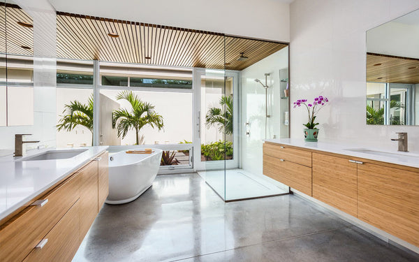 Create Spa-like Vibes In Your Bathroom