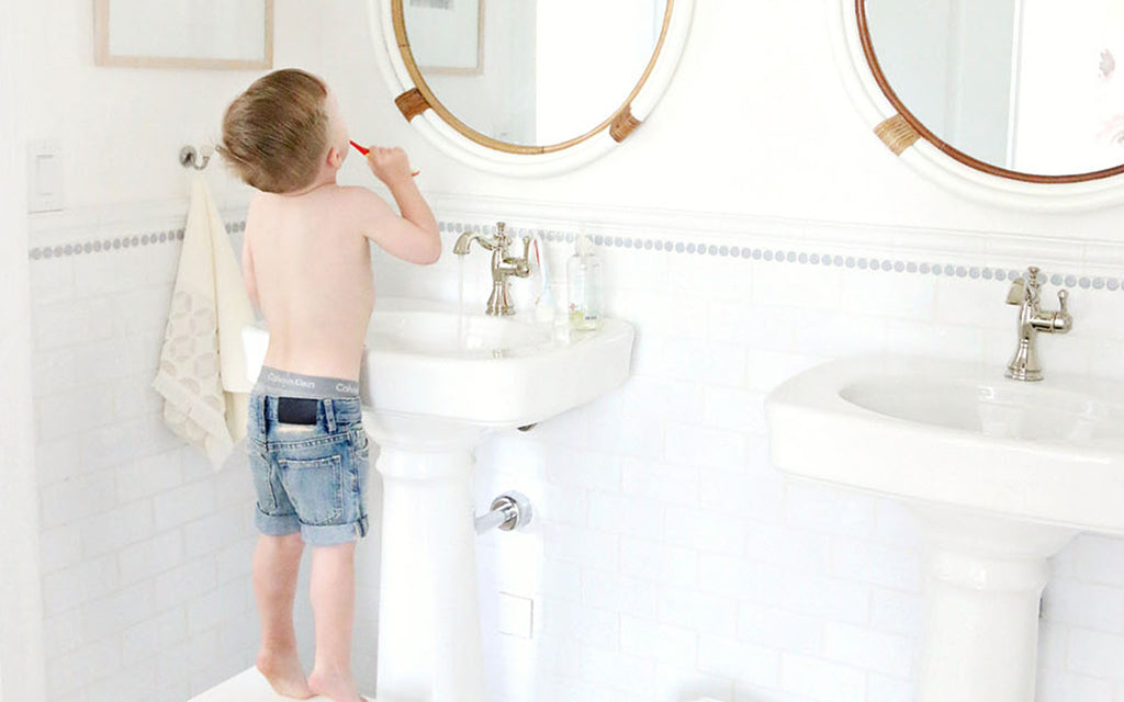 5 Ways to Make Your Bathroom More Kid-Friendly – Better Living Products USA