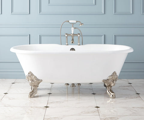 the 5 distinct types claw-foot bathtubs – better living products usa
