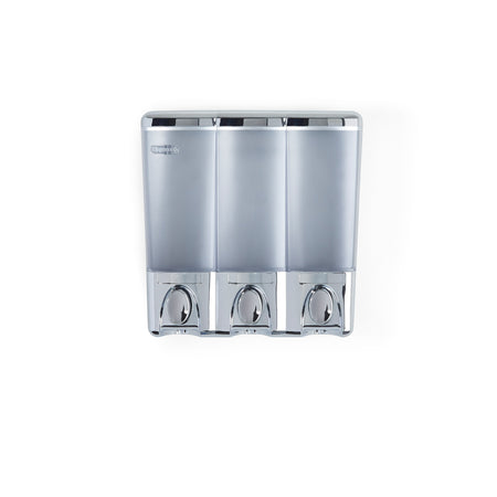 LINEA Luxury Triple Shower Dispenser