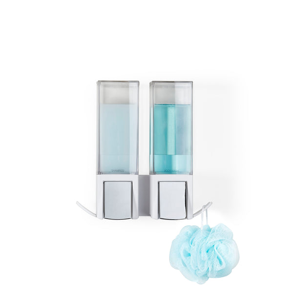 CLEVER Double Shower Dispenser - Better Living Products USA