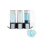 CLEVER Triple Shower Dispenser - Better Living Products USA