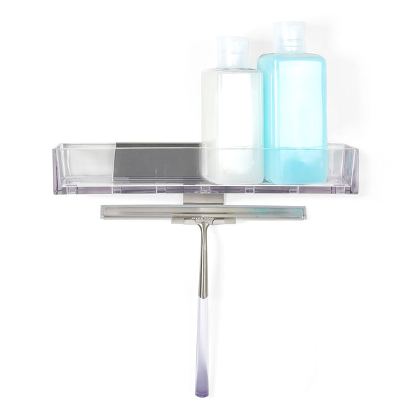LINEA Luxury Shower Basket and Squeegee - Better Living Products USA