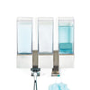 LINEA Luxury Triple Shower Dispenser - Better Living Products USA