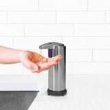 TOUCHLESS Soap Dispenser 8 oz - Better Living Products USA