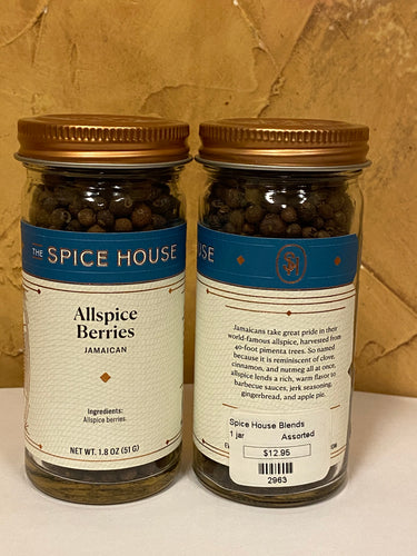 Allspice Berries (Jamaican)