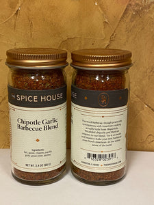 Chipotle Garlic Barbecue Blend