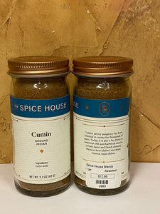 Cumin (Ground Indian)
