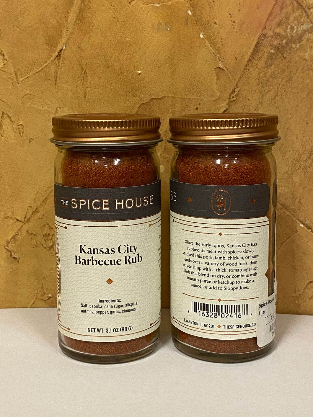 Kansas City Barbecue Rub