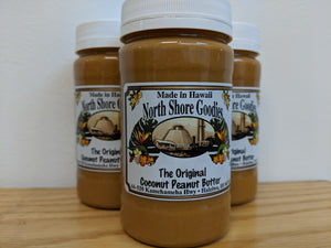 Original Coconut Peanut Butter