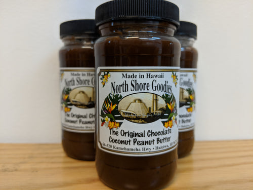 The Original Chocolate Coconut Peanut Butter