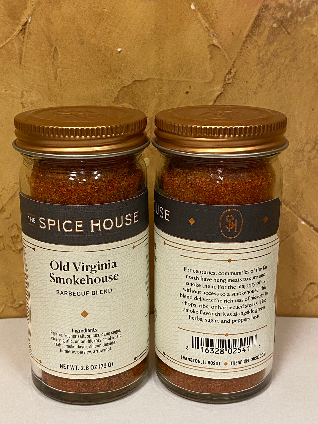 Old Virginia Smokehouse - Barbecue Blend