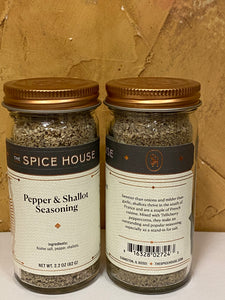 Pepper and Shallot Seasoning