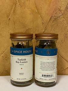 Turkish Bay Leaves (Whole)