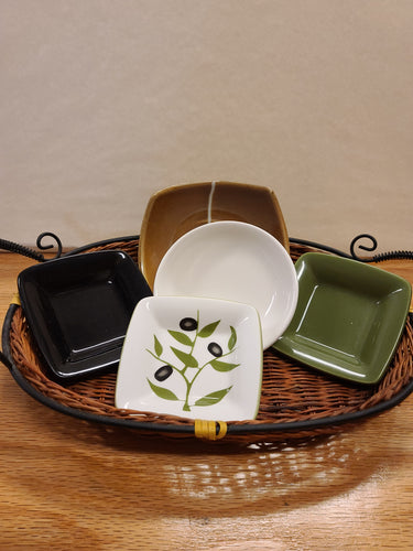 Ceramic Dipping Dishes (assorted)