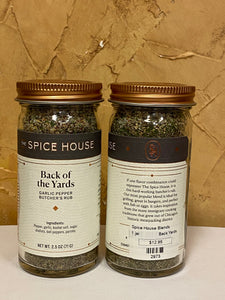 Back of the Yards - Garlic Pepper Butcher's Rub