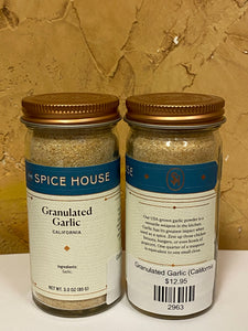 Granulated Garlic (California)