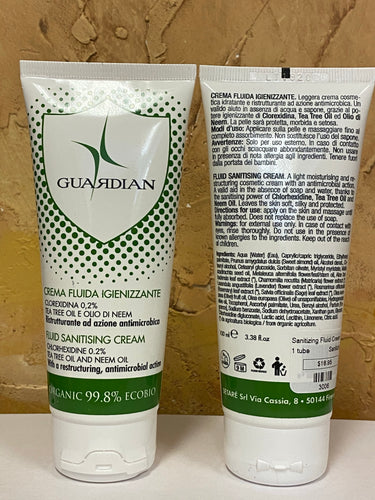 Sanitizing Olive Oil Hand Cream (Emporio Italiano)