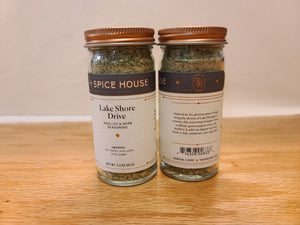 Lake Shore Drive Shallot & Herb Seasoning