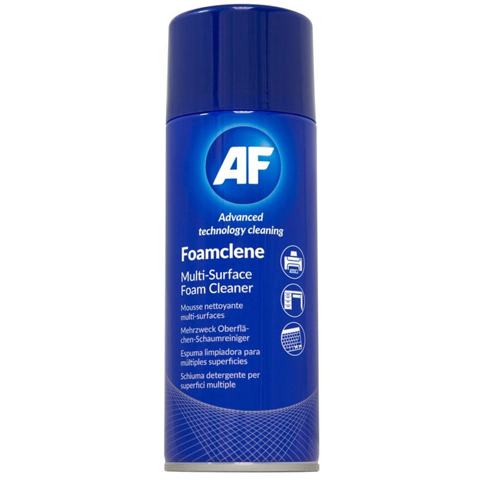 AF Foamclene Cleaning Fluid 300ml-Cleaning Products-Gigante Computers