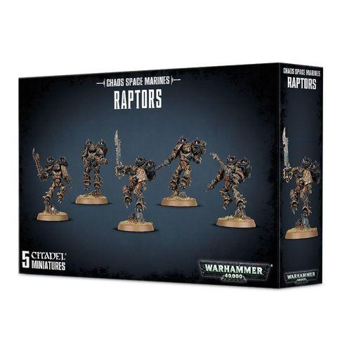 Chaos Space Marine Raptors-Boxed Games & Models-Gigante Computers