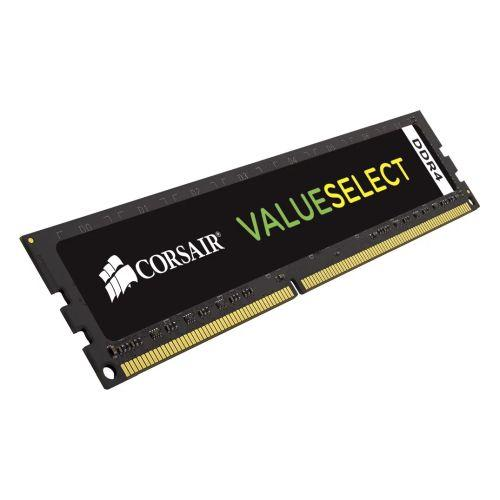 Corsair Value Select, DDR4, 8GB, 2400MHz (PC4-19200), CL16, DIMM Memory-System Memory-Gigante Computers