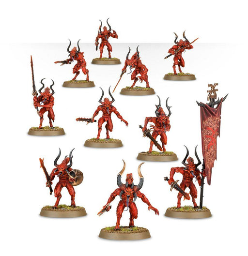 Daemons Of Khorne Bloodletters-Boxed Games & Models-Gigante Computers