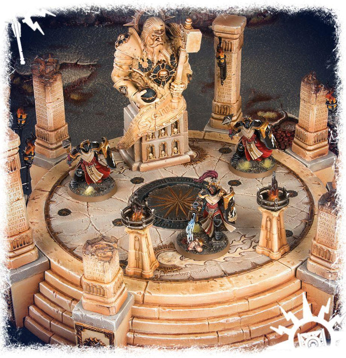 Dominion of Sigmar: Sigmarite Dais-Boxed Games & Models-Gigante Computers