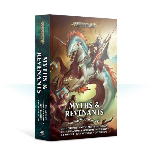 Myths and Revenants (Hardback)-Books & Magazines-Gigante Computers