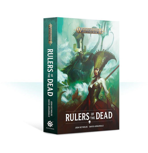 Rulers of the Dead (Paperback)-Books & Magazines-Gigante Computers