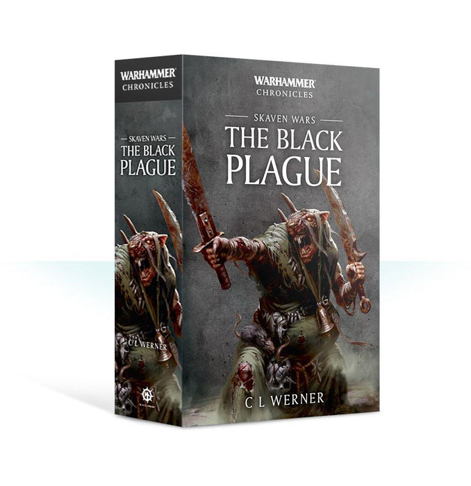 Skaven Wars: The Black Plague (Paperback)-Books & Magazines-Gigante Computers