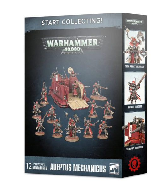 Start Collecting! Adeptus Mechanicus-Boxed Games & Models-Gigante Computers